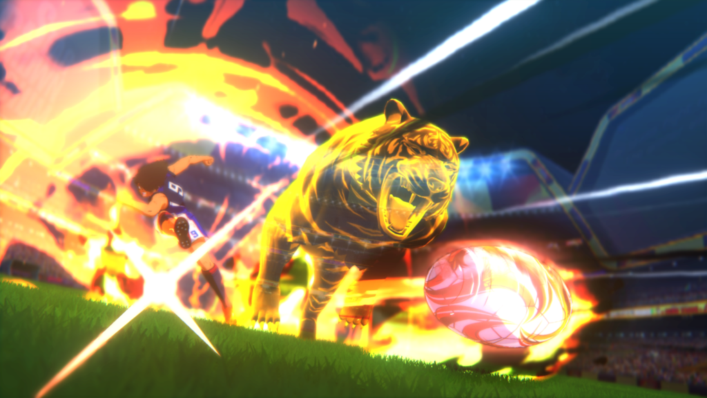 Captain Tsubasa: Rise of New Champions - Tiger Shot
