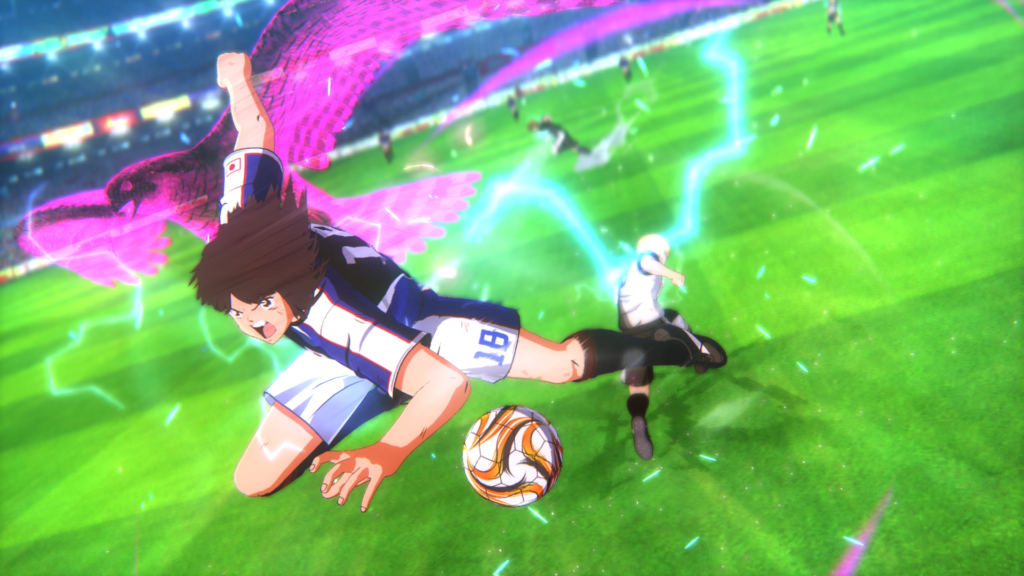 Captain Tsubasa: Rise of New Champions - Eagle Dash