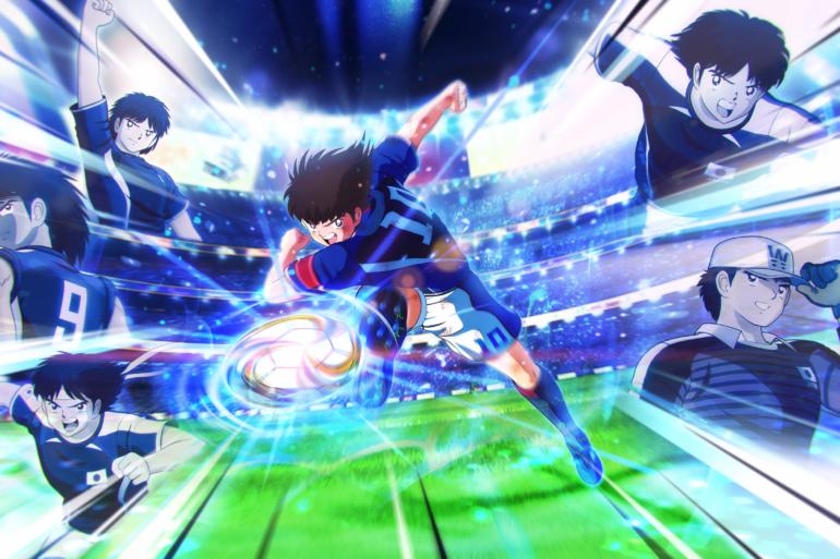 Captain Tsubasa: Rise of New Champions - key art