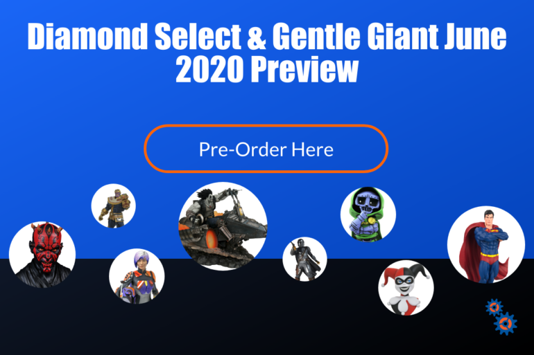Diamond Select June 2020