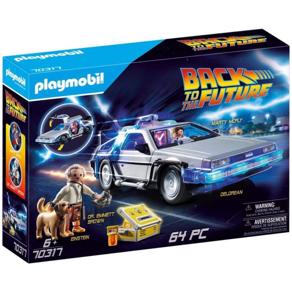 Playmobil Delorean