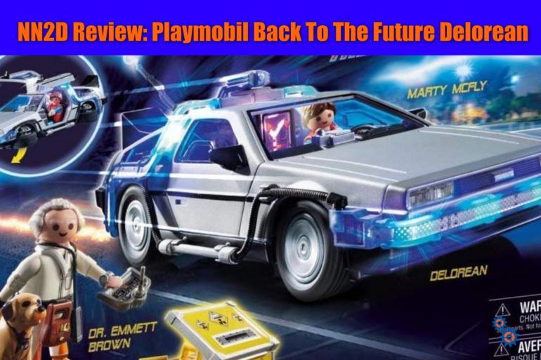 Playmobil Delorean Feature