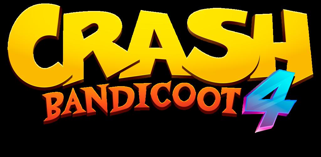 Crash Bandicoot 4: It's About Time - logo