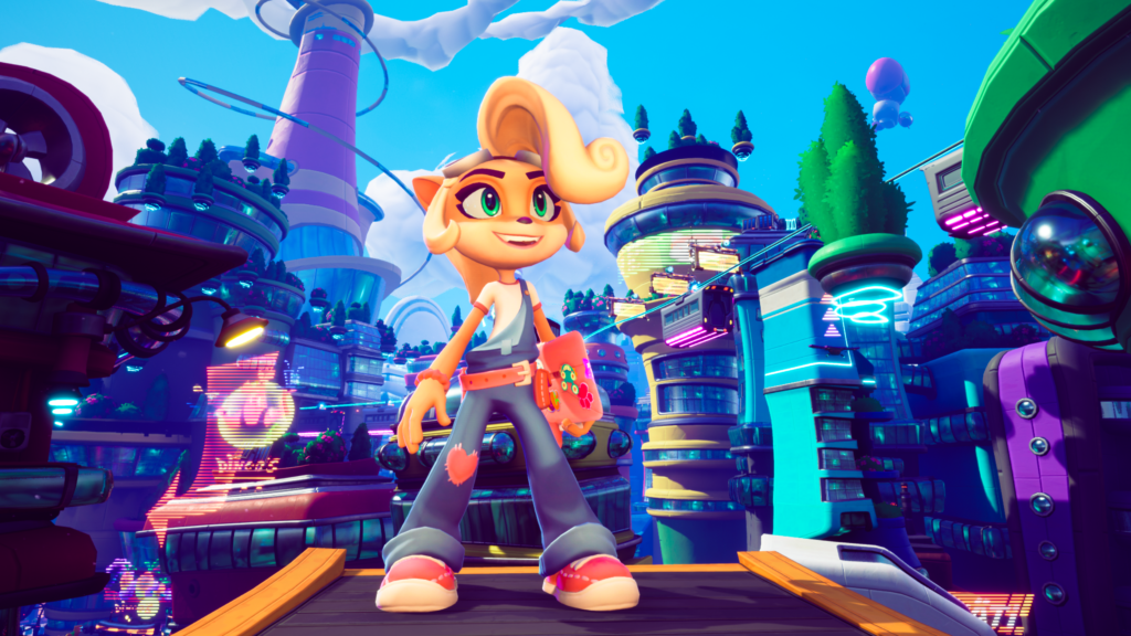 Crash Bandicoot 4: It's About Time - Coco