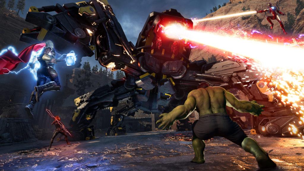 Marvel's Avengers - MTU01