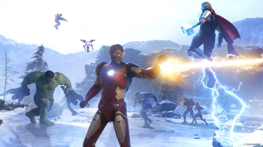 Marvel's Avengers - MTU02