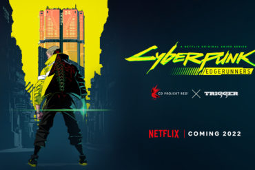 Cyberpunk 2077 - Edgerunners anime announcement