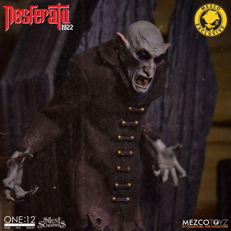 MezcoOne12 Nosferatu 10