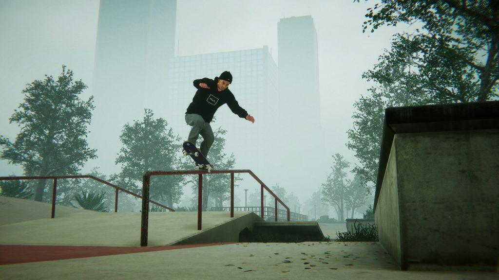 Skater XL - Grant Skate Park 02