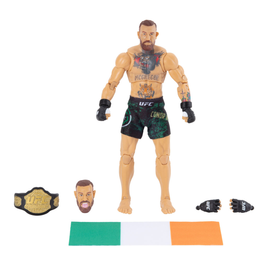 UFC0003 Conor McGregor Fig 02 OP web