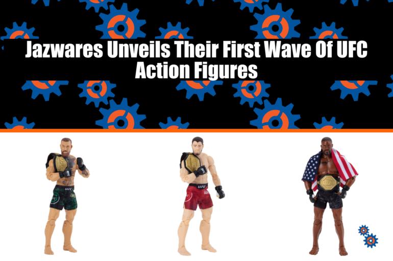 Jazwares UFC Feature