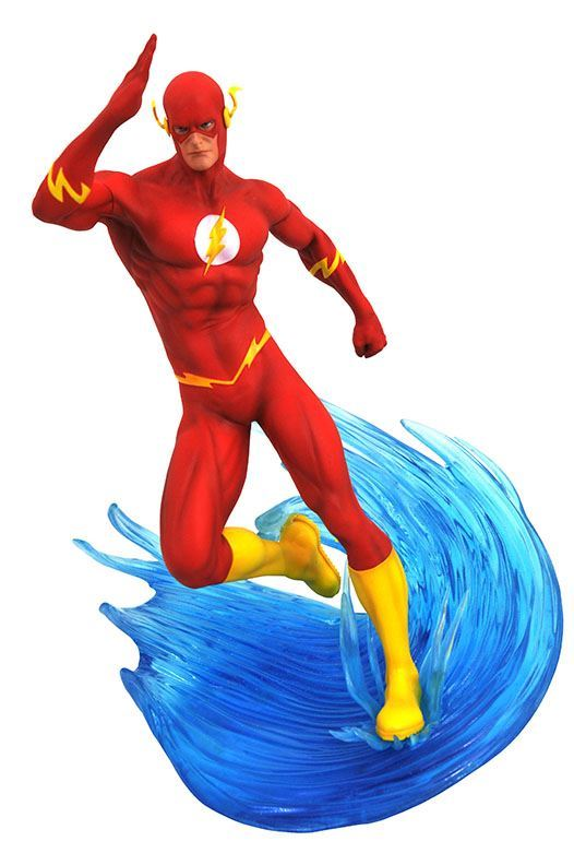 0005347 dc comic gallery flash pvc diorama