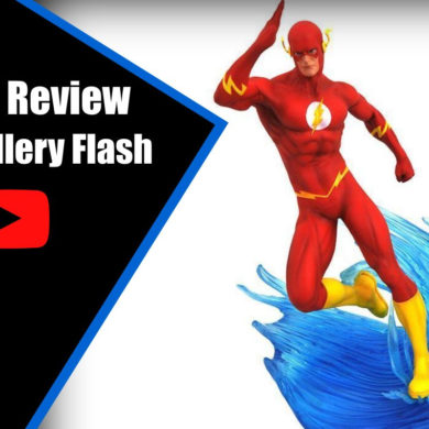 DC Comic Gallery Flash Feature