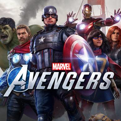 Marvel's Avengers - logo