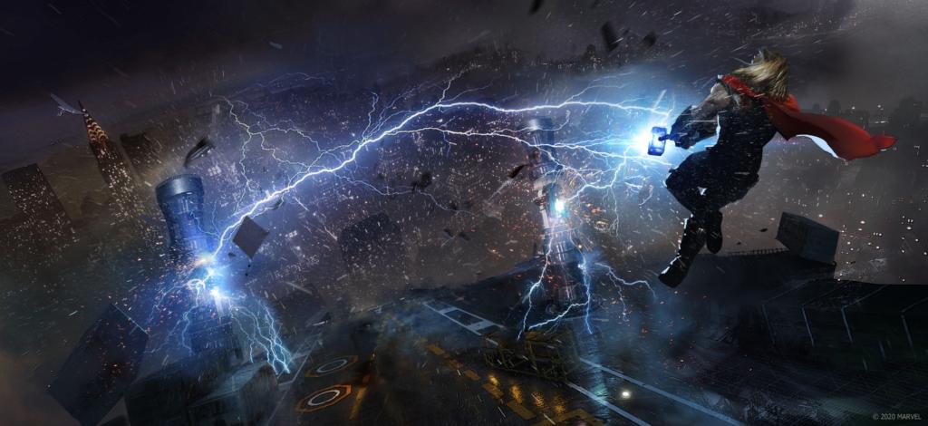 Marvel's Avengers - Thor