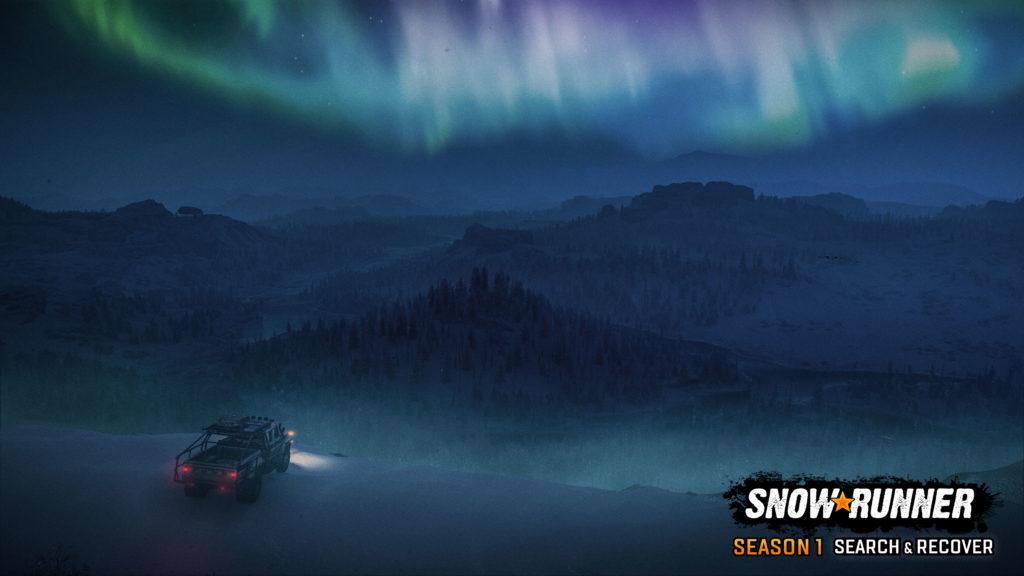 SnowRunner - Aurora
