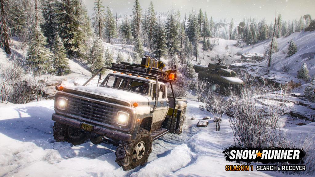 SnowRunner - Kola Peninsula