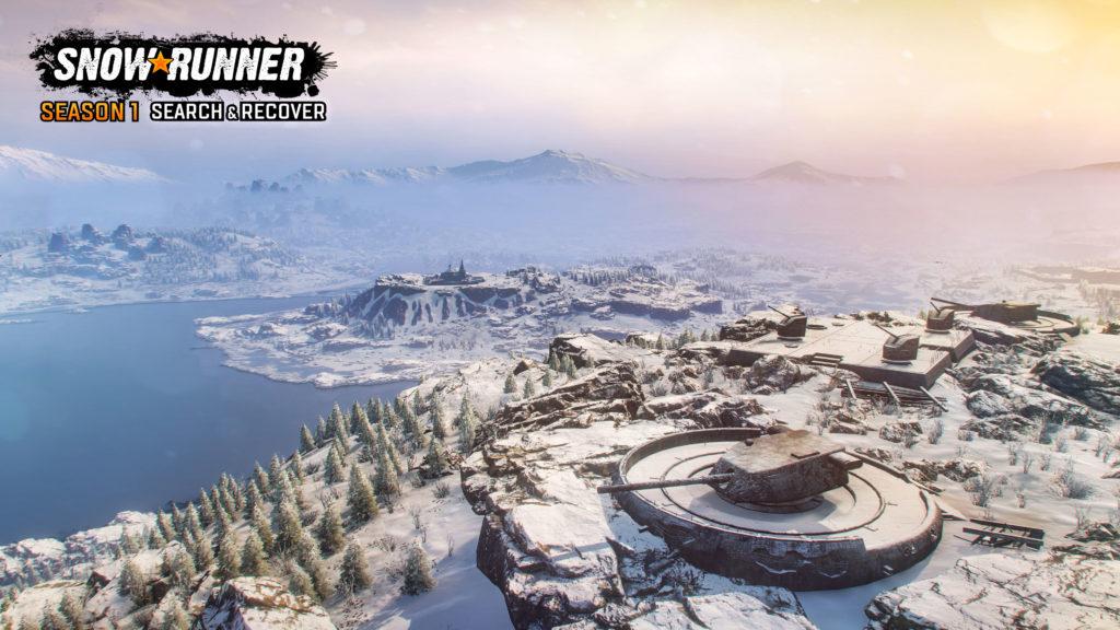 SnowRunner - Lake Kovd