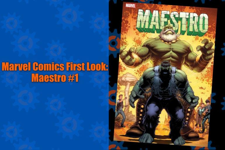 Maestro 1 Feature