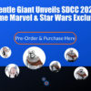 Gentle Giant SDCC 2020 Exclusive Feature