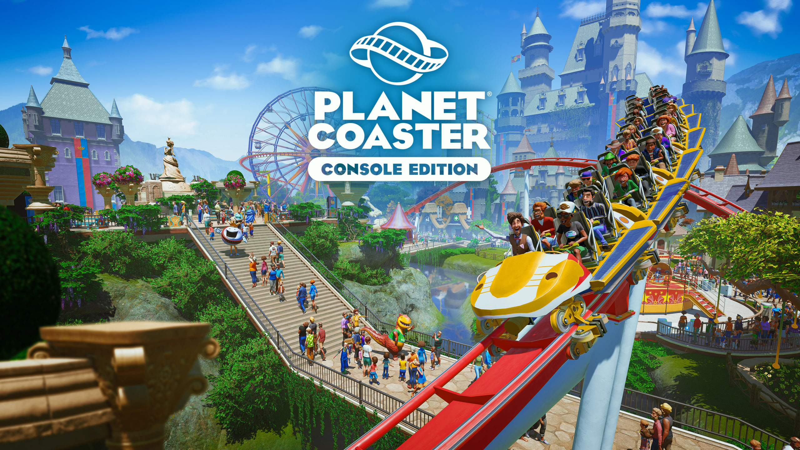 Planet Coaster - cover