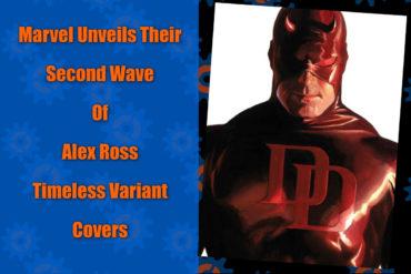 Alex Ross Timeless 2 Feature