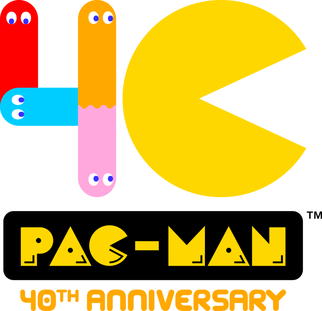 Pac-Man - 40th anniversary