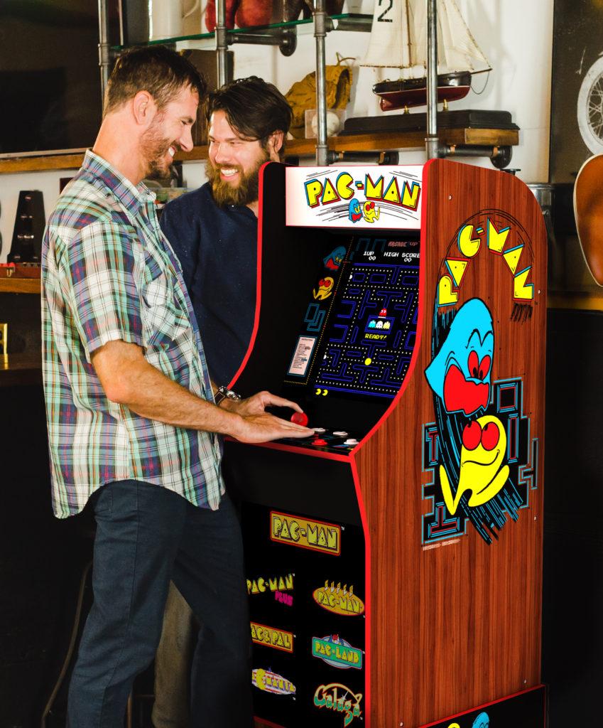 Pac-Man - cabinet