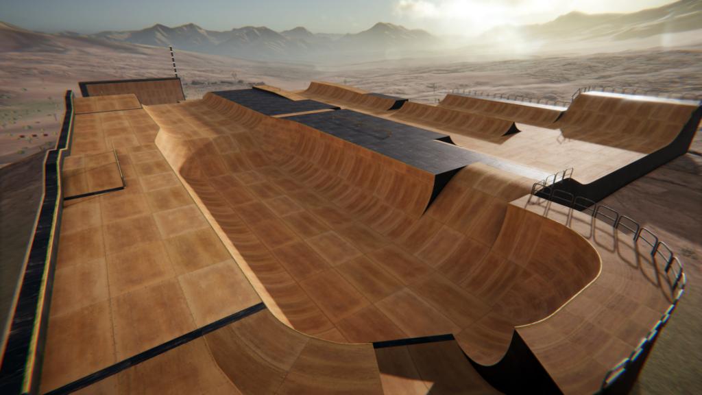 Skater XL - The Big Ramp 01