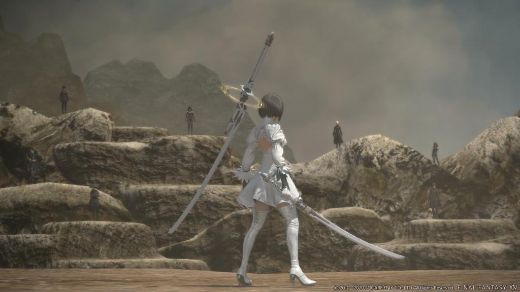 Final Fantasy XIV - YoRHa: Dark Apocalypse