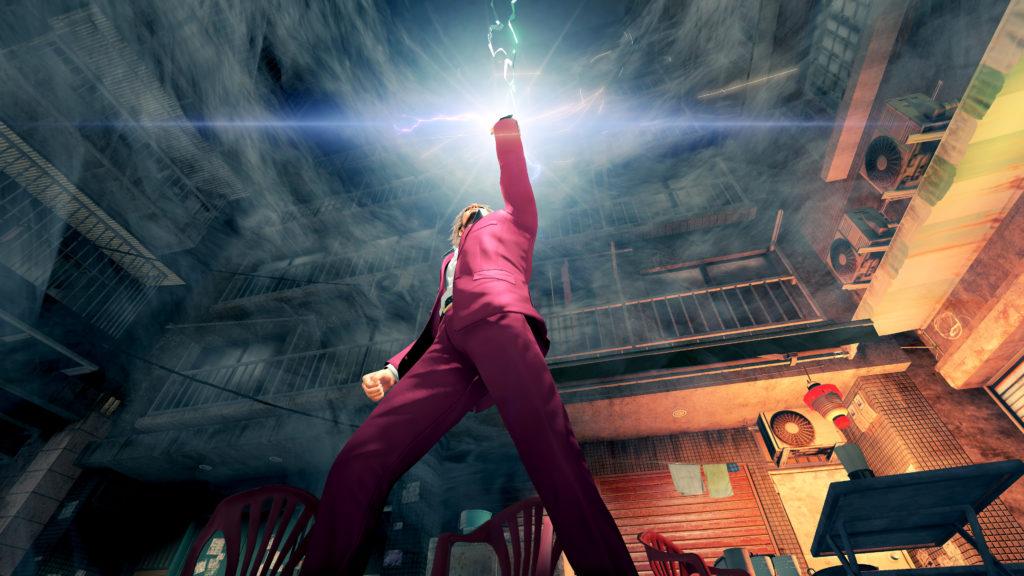 Yakuza: Like a Dragon - Electric!