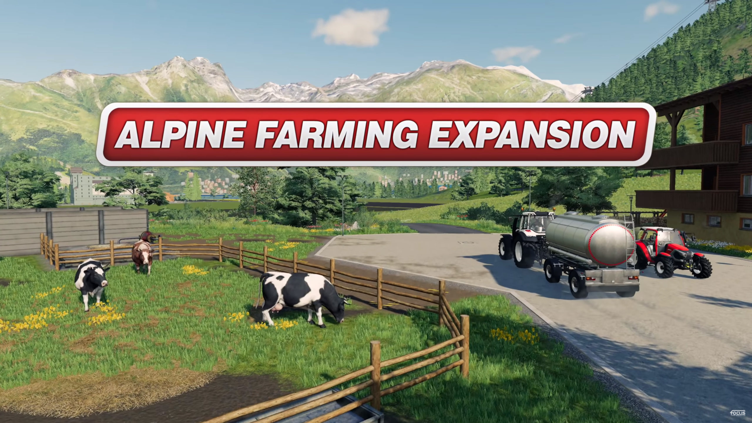 Farming Simulator 19 - AFE cover