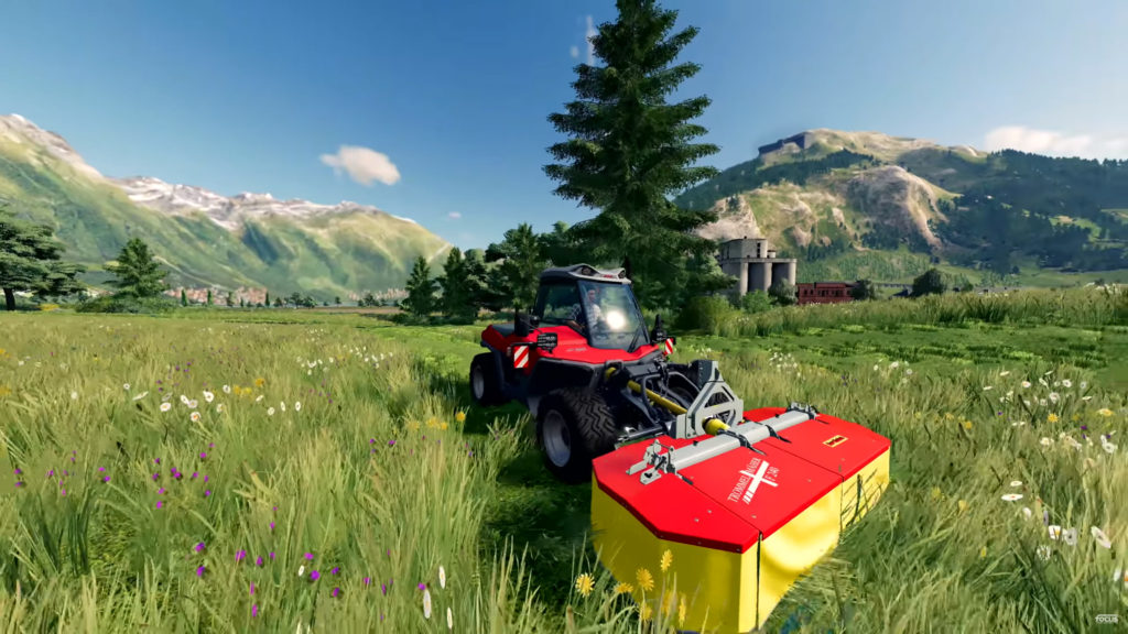Farming Simulator 19 - AFE vehicle