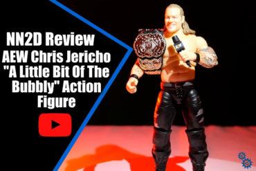 AEW Chris Jericho NN2D Feature