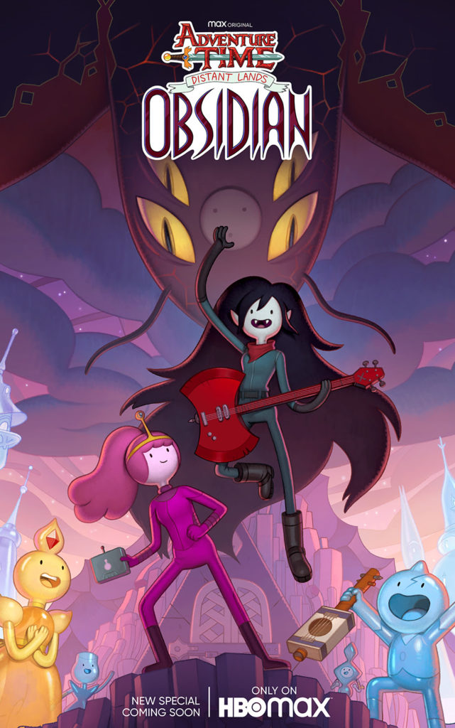 Adventure Time Obsidian
