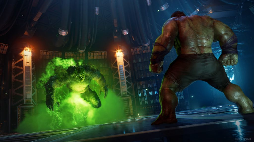 Marvel's Avengers - Hulk vs Abomination