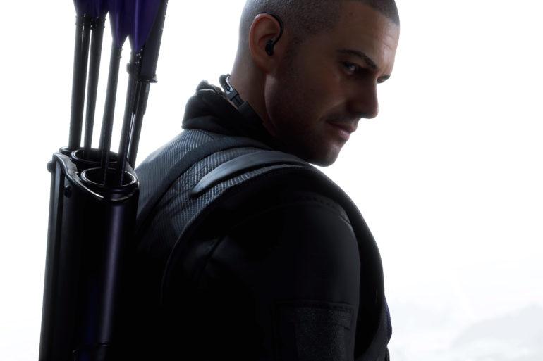 Marvel's Avengers - Hawkeye reveal