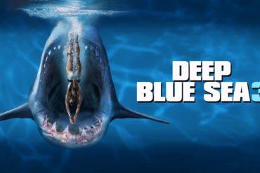 Deep Blue Sea - cover