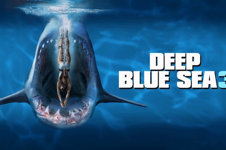Deep Blue Sea - cover