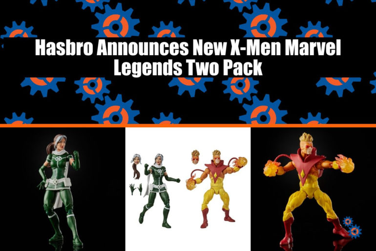 RoguePyro Marvel Legends