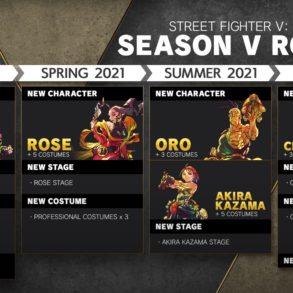 Street Fighter V - Summer 2020 roadmap