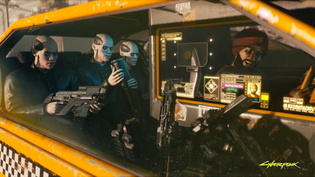 Cyberpunk 2077 - All ready to go