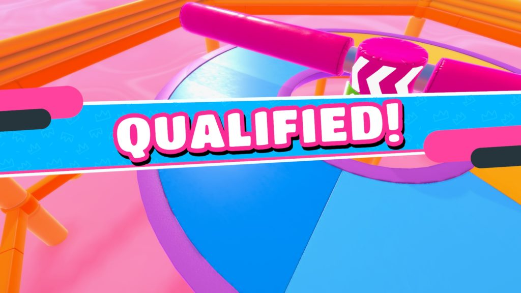 Fasll Guys: = Qualified
