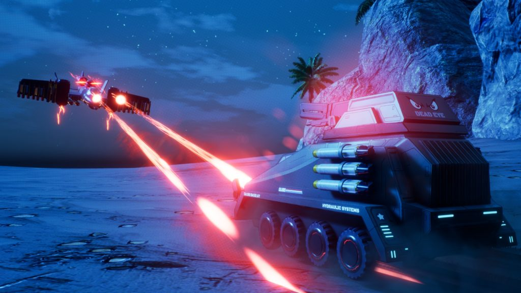 G.I. Joe: Operation Blackout - combat
