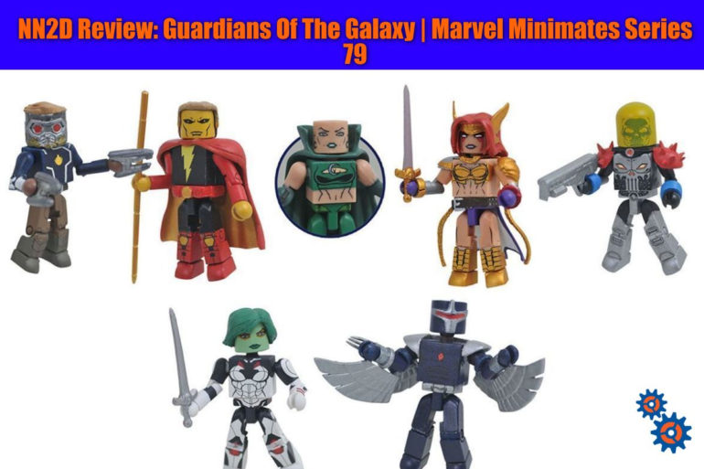 Minimates GOTG Feature