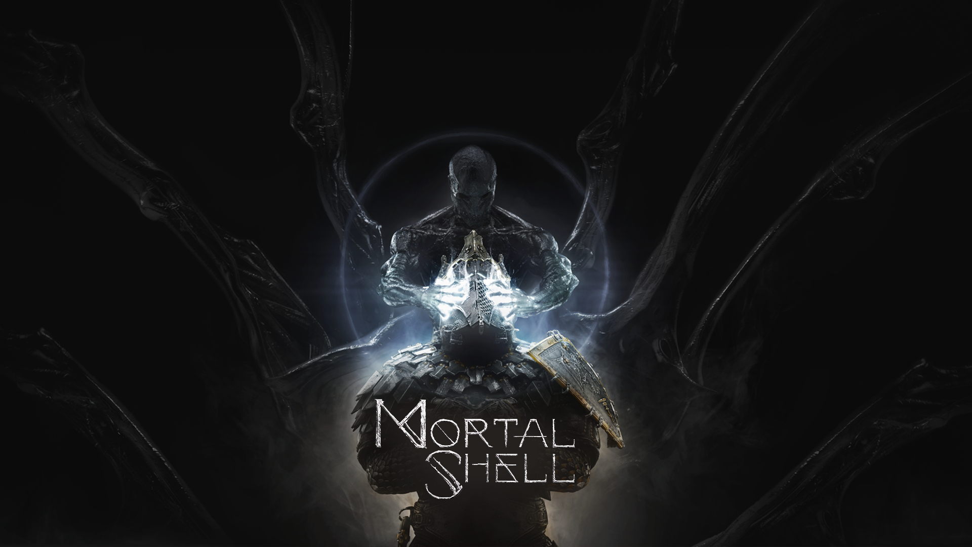 Mortal Shell - key art