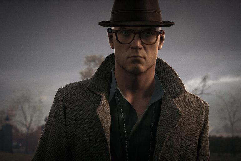 HITMAN 3 - Detective 47