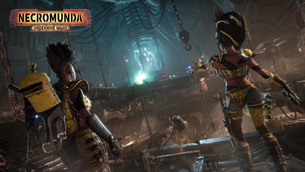 Necromunda: Underhive Wars - screen 04