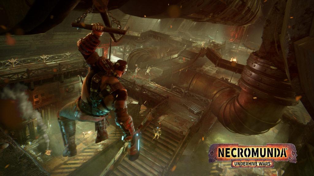 Necromunda: Underhive Wars - screen 05