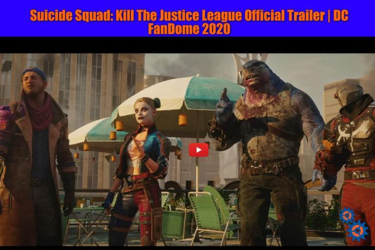 Suicide Squad Kill Justice League Feature